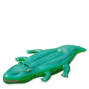 Flotador Crocodile Rider
