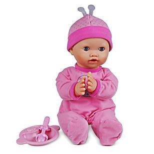 Muñeca Bebé Aplaudo y Canto