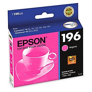 Epson Cartucho de Tinta T196320 Magenta