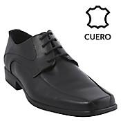Zapatos para Hombre Boston Negro