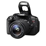 Cámara Fotográfica Reflex EOS T5I KIT 18-55 mm