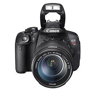 Cámara Fotográfica Réflex EOST5I KIT 18-135 mm