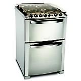 Cocina a Gas 56DTX 4 quemadores