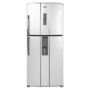 Refrigeradora 371 lt. COOLSTYLE 395N Silver