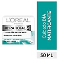 Crema Hidra-total 5 Hidratante Matificante 50 ml
