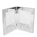 Marco Foto Metal Foto X2 - 13 x 18 cm