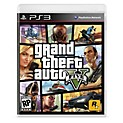 Videojuego Grand Theft Auto V para PS3