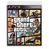 Videojuego Grand Theft Auto V para PS3