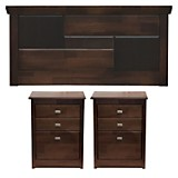 Set de Madera Domenico Queen