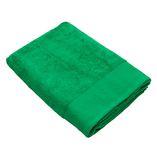Toalla Extra de Baño 90 x 170 Verde