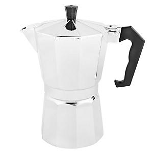 Cafetera de Aluminio 6 tzs