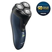 Afeitadora Eléctrica Aqua Touch AT620/14 Uso Seco y Humedo