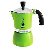 Cafetera Fiammeta Verde 3tz