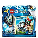 Lego Legends Of Chima 70110