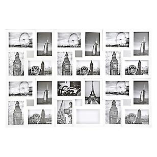 Marcofoto x 24 Blanco/Negro 10x15