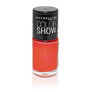 Esmalte Color Show Nu Orange Fix