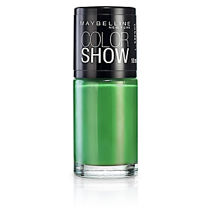 Esmalte Color Show Nu Hot Green 10 ml