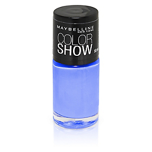 Esmalte Color Show Nu Blue Crush