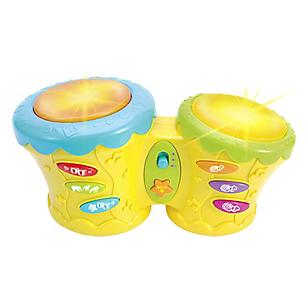 Bongo Musical con Luces Sonidos