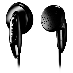 Audifonos Intrauditivos SHE1360 Negro