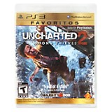 Videojuego Uncharted 2 Among Thieves para PS3