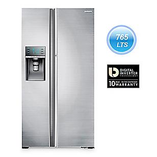 Samsung Refrigeradora 765 lt RH77H90507H Inox