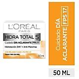 Crema Humecatante Hidra-total 5 50 ml