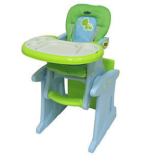 Silla Carpeta Magic II Verde