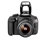 Cámara Fotográfica Réflex EOS T5 IS 18-55 mm