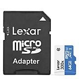 Tarjeta Micro SD SDMI-64GB300 64GB