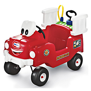Coche Bombero Spray Truck Fire