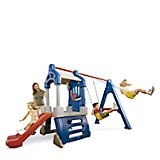 Centro de Juegos Little Tikes - Clubhouse Swing Set 3L