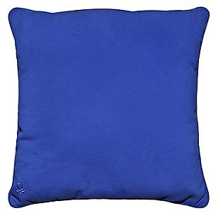 Cojín Pique Azul