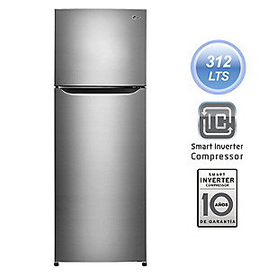 Refrigeradora 312 lt GT32BPP Inox