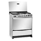 Cocina a Gas WEG80PSLG3 5 Quemadores