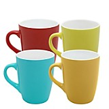 Set x 4 Mugs de Colores