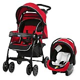 Travel System Duo Red
