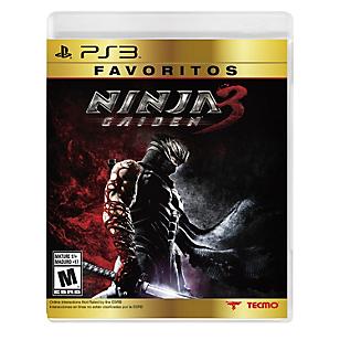 Videojuego Ninja Gaiden 3 PS3