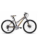 Bicicleta Aro 26 BA2626 Gris