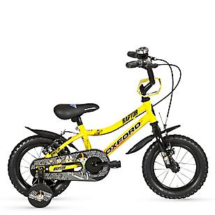 Bicicleta Raptor SS 12H Amarillo