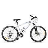 Bicicleta Moonstone BA2663BLB Aro 26 Blanco