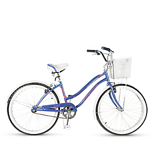 Bicicleta Cruiser BC2672AZB Aro 26 Azul