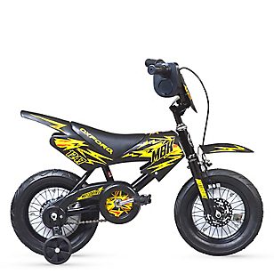 Bicicleta Motobike SS Aro 12