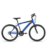 Bicicleta Goliath Colca SS 24M Azul Naranja