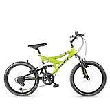 Bicicleta Goliat Sierra DS 20H VRDNEG