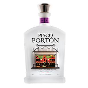 Pisco Portón Mosto Verde 750 ml