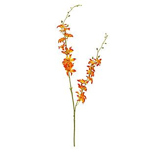 Flor Rosa Naranja