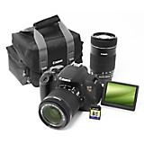 Cámara Reflex EOS T5I 18-55 mm + 55-250 mm