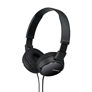 Audífono Over Ear MDR-ZX110/BCUC Negro