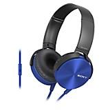 Audífonos Extra Bass XB450AP Azul